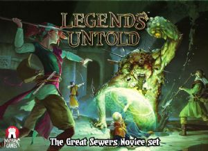 Legends Untold: The Great Sewers Novice Set